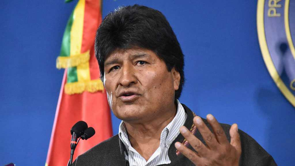 Evo Morales Resigns as Bolivian President