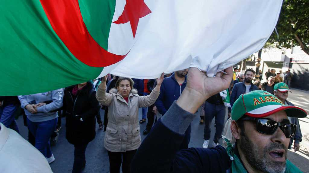 Algerian Protesters Insist December Election Must Not Go Ahead