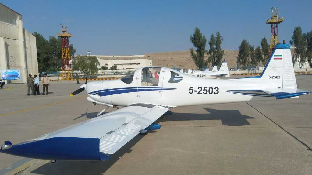 Iranian Navy's Aviation Fleet Introduces Three Homegrown Ultra-light Aircraft