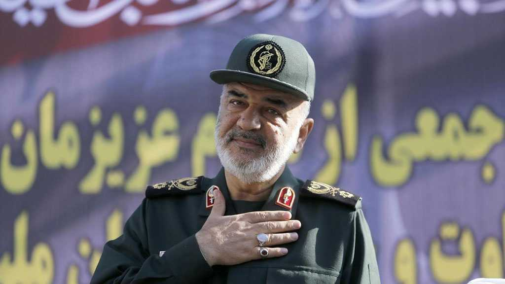 Iran Once Again Slapped US in the Face - IRGC Chief