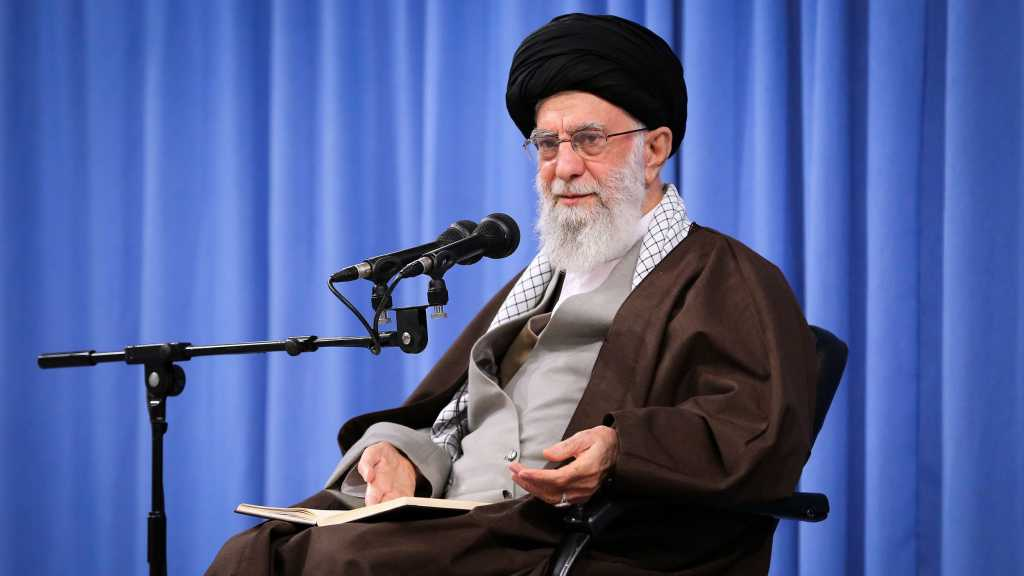 Imam Khamenei Urges 'Islamic Mercy' In Dealing with Riot Suspects