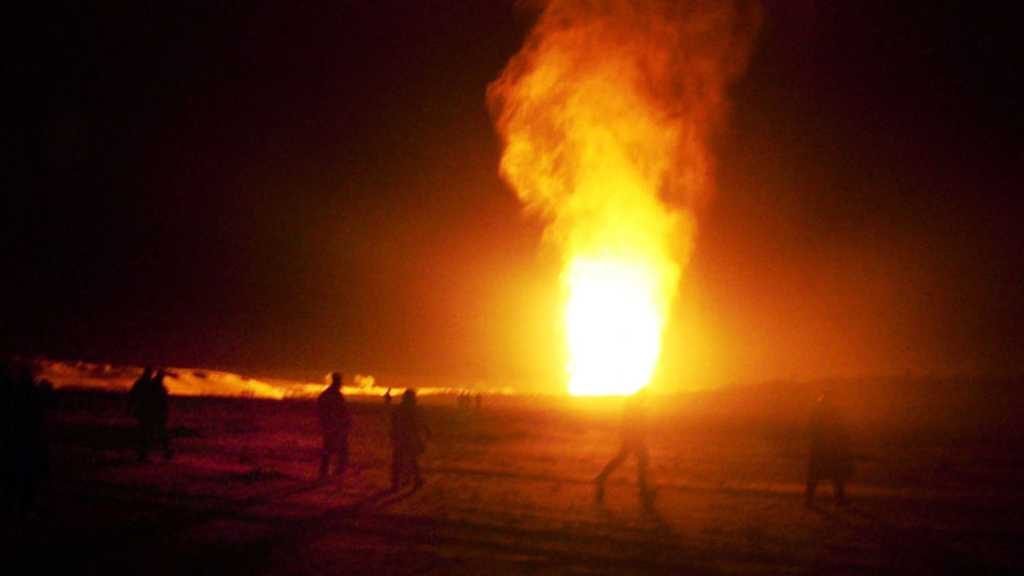 'Israel'-Egypt Gas Pipeline in Northern Sinai Blown Up
