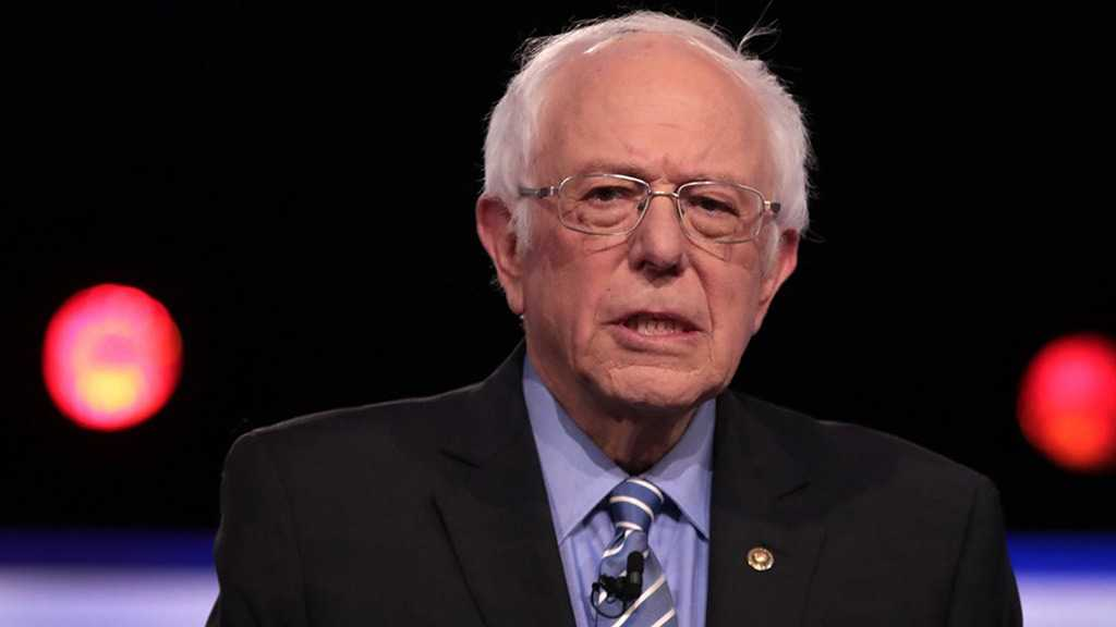 Sanders Considers Moving US Embassy Back to Tel Aviv If Elected