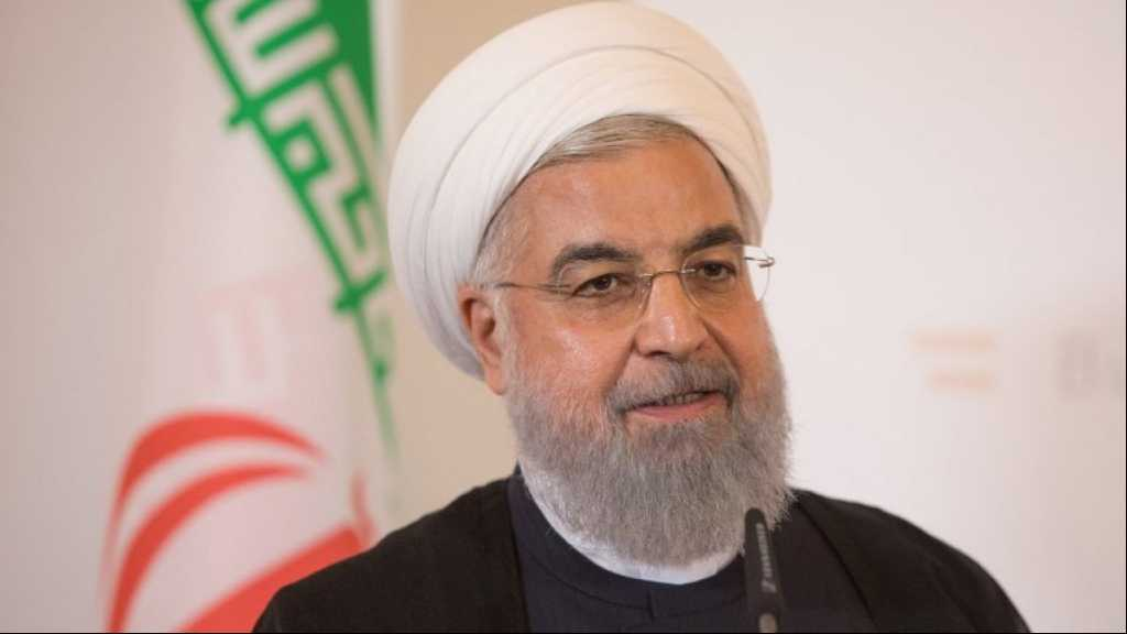 Rouhani: Iran Preparing To Mass-produce 'Positive, Credible' Coronavirus Testing Kits