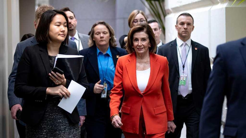 Pelosi Urges Democratic Unity Amid Sanders' Campaign Surge