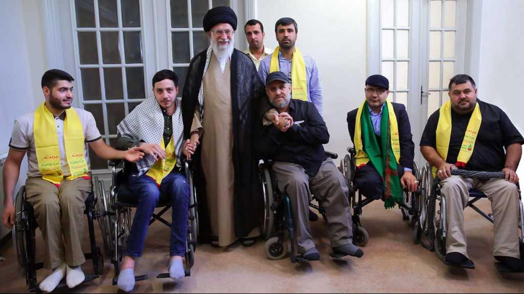 Imam Khamenei: Disabled War Veterans Are Living Martyrs