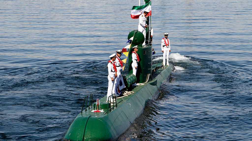 Iran's Overhauled, Radar-Evading Ghadir-Class Submarine Joins Naval Fleet