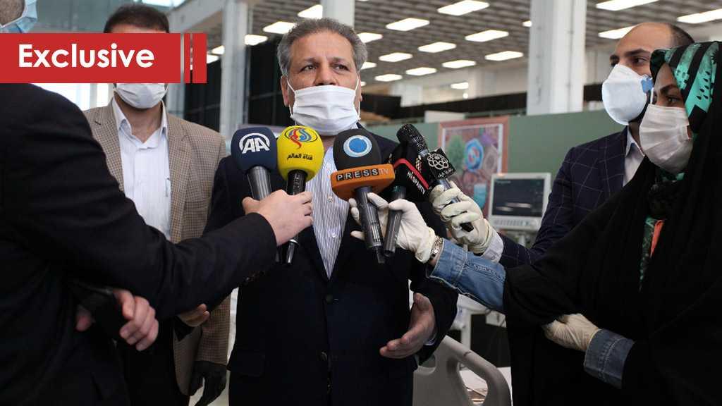 Moral Investment in Iran: Mega Shopping Center Turned into Coronavirus Hospital