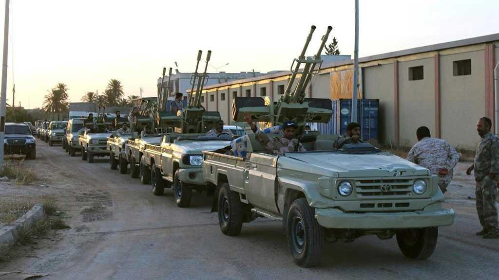 Turkey Slams EU Sanctions over Libya Arms Embargo