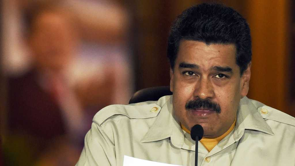 """Maduro Accuses US of Allowing CIA to Carry Out """"Terrorist"""" Actions in Venezuela"""