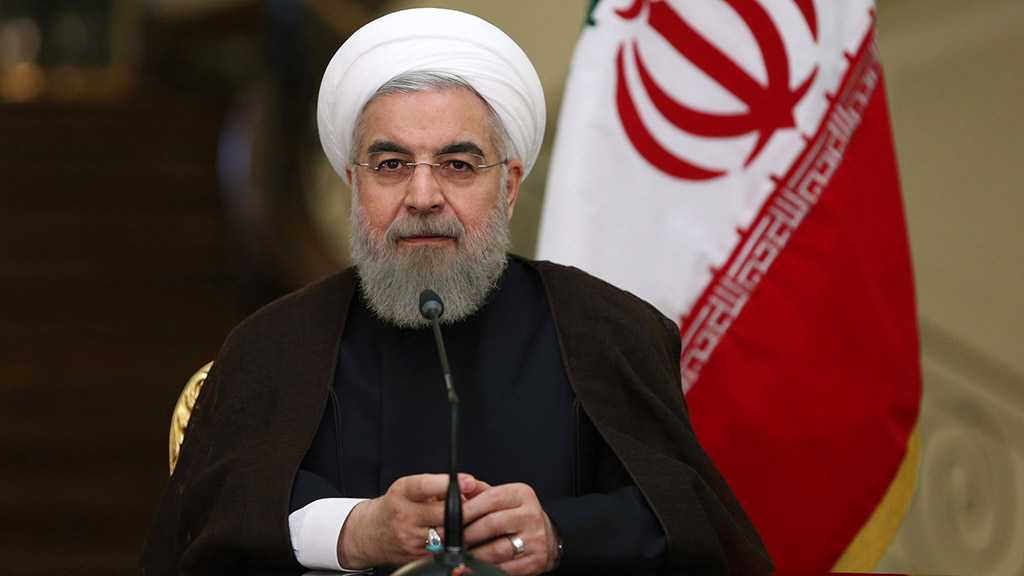 Rouhani: US Plot for Economic Collapse of Iran Foiled