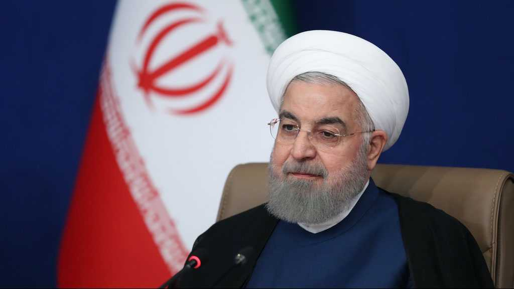 End of Iran Arms Ban Triumph of Logic Over US Bullying - Rouhani
