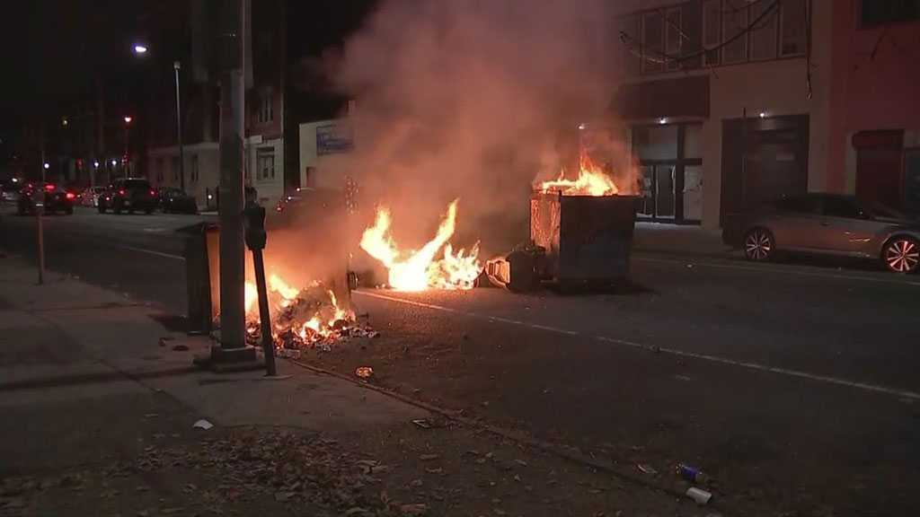 Citywide Curfew in Effect Following Two Nights of Protests, Looting in Philadelphia