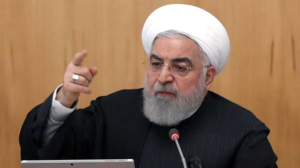Rouhani: Iran to Respond in Due Time for 'Great Crime' of Killing Top Scientist