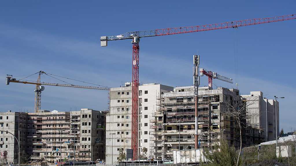 """EU Urges """"Israel"""" to Halt Settlement Expansion in West Bank"""