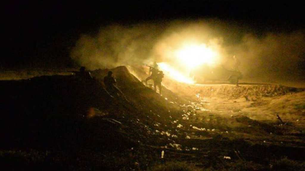 Airstrikes Hit Iraqi Forces' Positions in Babil, Casualties Reported