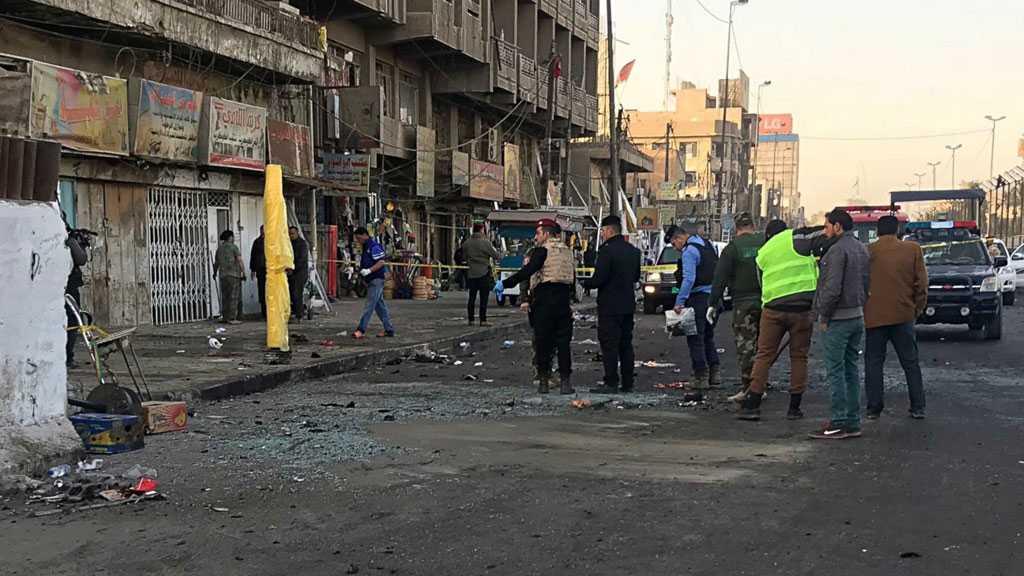 Suicide Attack Leaves 15 Dead, 20 Injured in Central Baghdad Market