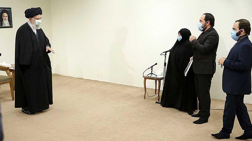 Imam Khamenei Lauds Late Iranian Scientist Fakhrizadeh