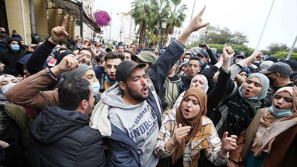 Algerian Students Hold Anti-Gov't Protests