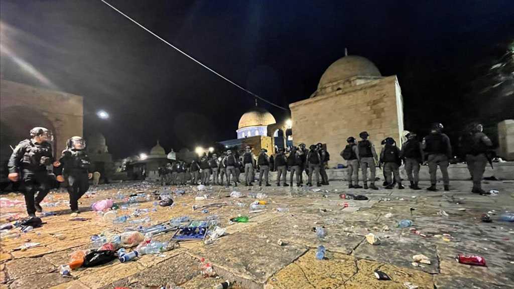 Muslim Countries Slam Violent 'Israeli' Raid on Al-Aqsa Mosque