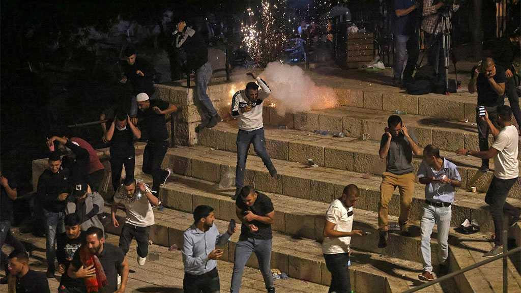 UK Protests in Solidarity with Al-Aqsa