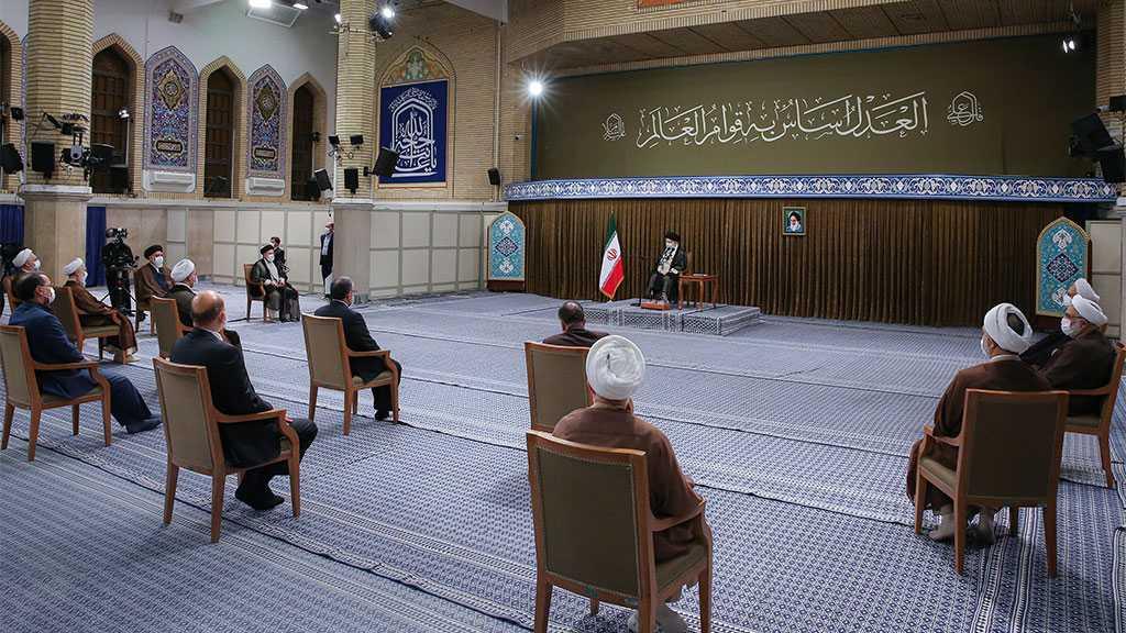 Imam Khamenei: Westerners' Impudence Strange, Odd