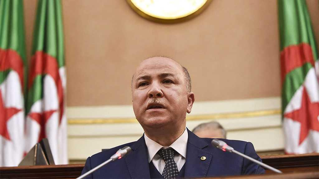 Algeria Names New PM