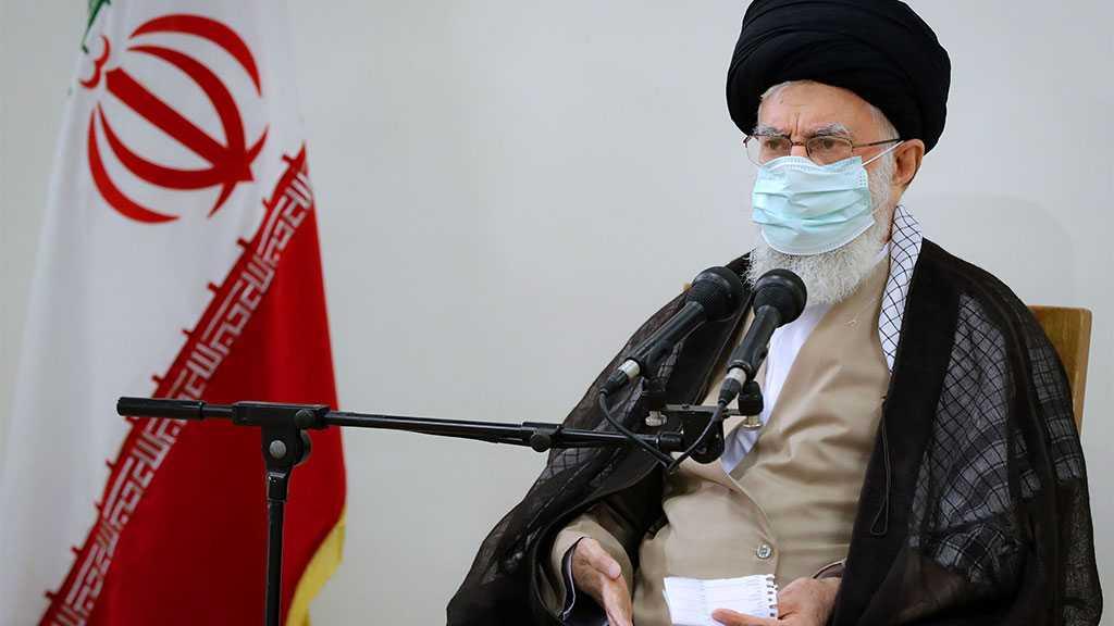 Imam Khamenei Blames Covid-19 Vaccine Disruption on Foreign Firms' Breach of Promises
