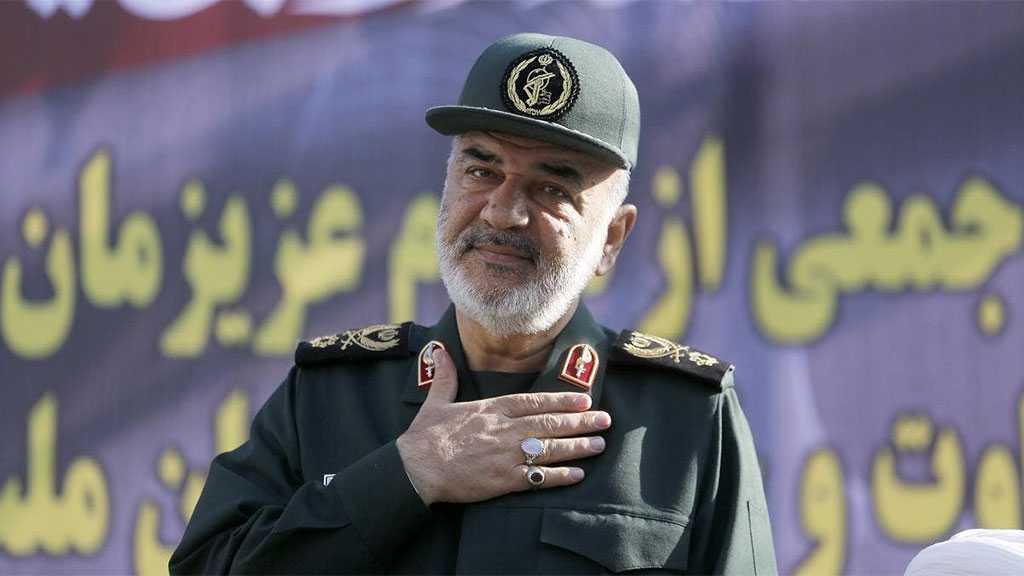 Iranians' Vigilance Foil Enemy's Plots to Foment Insecurity: IRG Chief