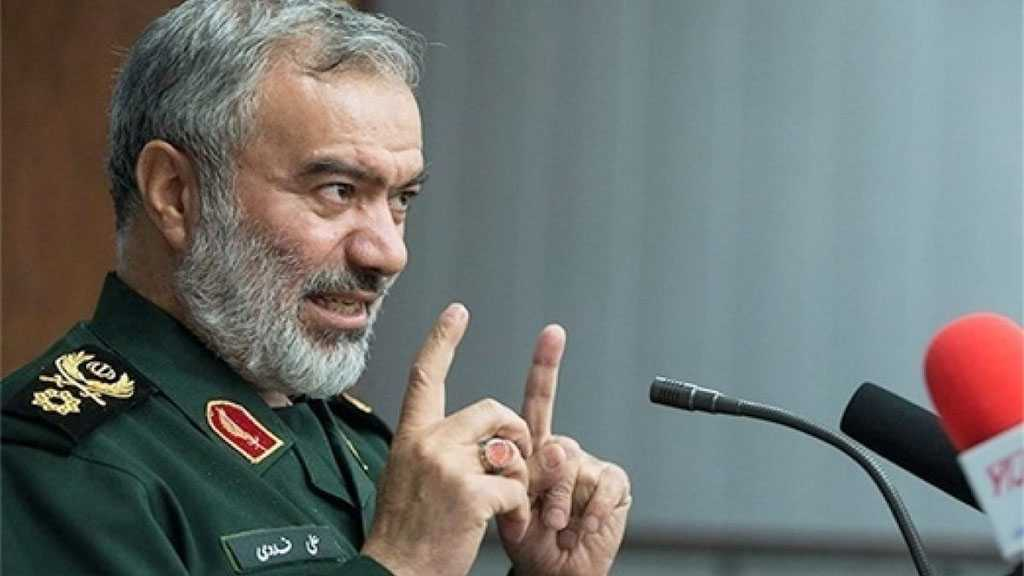 IRG Top General: Enemies Dare Not Take Military Action against Iran