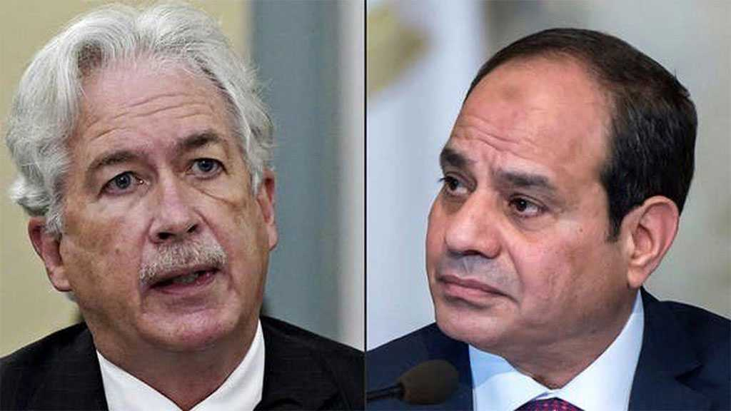 Egypt's Sisi Received CIA Director