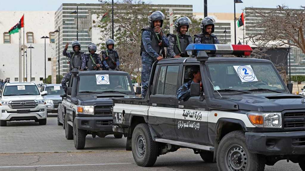 Libya Says Top Militant Fugitive Arrested