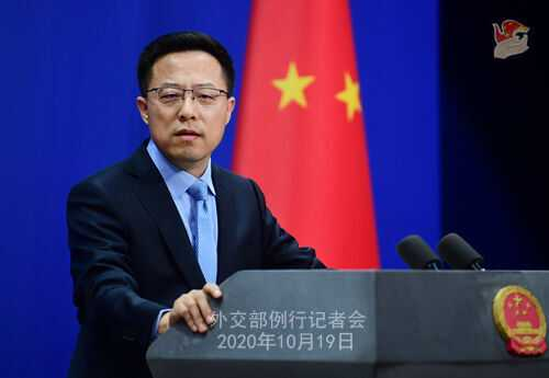 China : Lifting Iran's arms embargo result of JCPOA efficacy