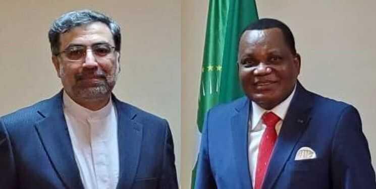 Iran, Congo discuss boosting bilateral relations