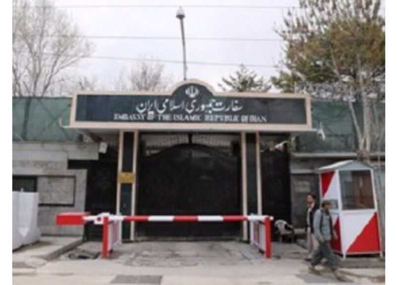 Iranian Embassy in Afghanistan condemns terror attack in Kabul