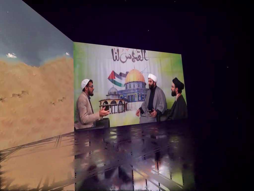 Discussing 4 issues regarding Palestine   Islamic Pulse Talk Show   English