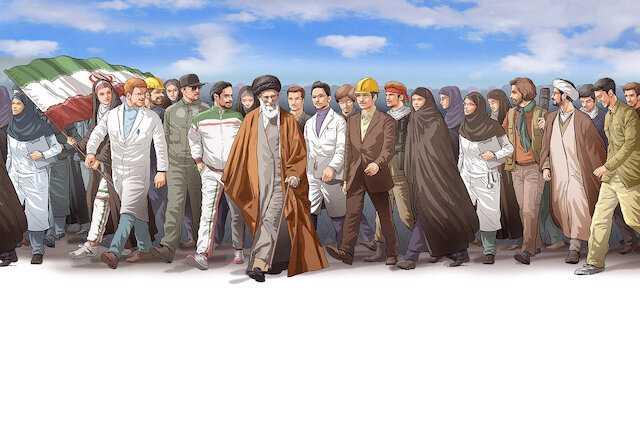 A new Islamic civilization, the ultimate goal of the Islamic Republic