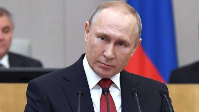Russia has developed 'first' coronavirus vaccine: Putin