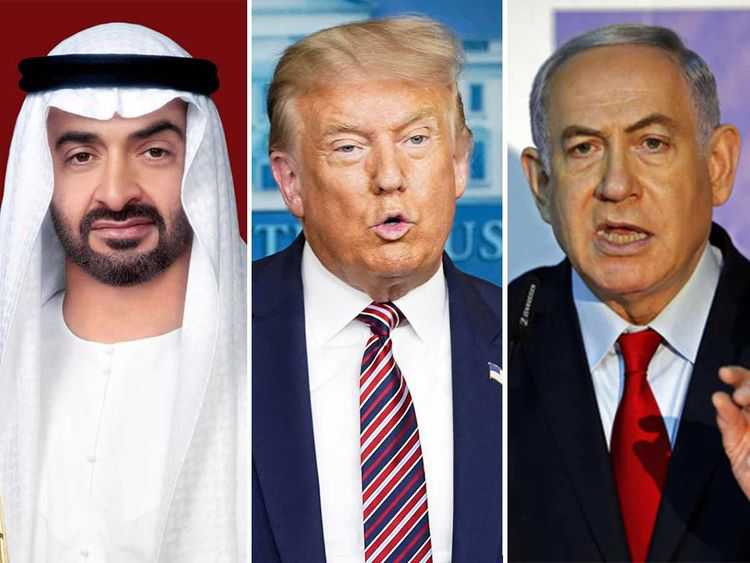 Trump Announces 'Peace Agreement' between 'Israel', Vows Achieving Resolution to Zionist-Palestinian conflict
