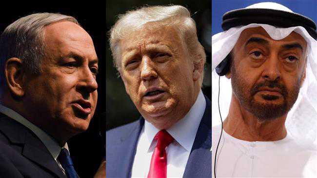 Turkey says UAE,'Israel' deal betraying Palestinian cause
