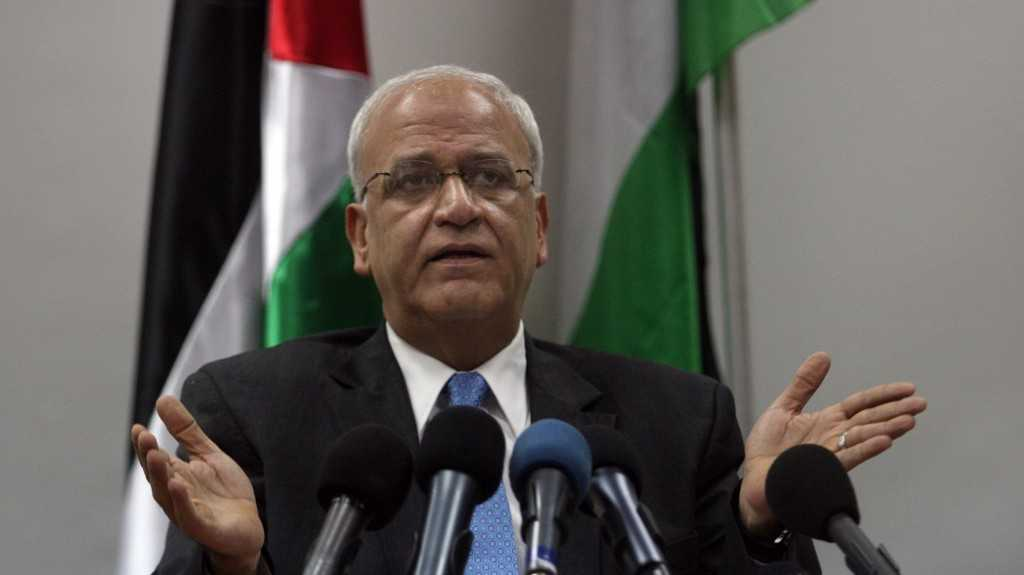 PLO's Saeb Erekat Dies after COVID-19 Infection
