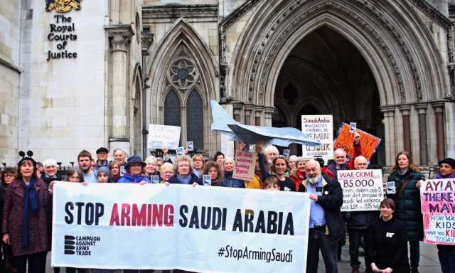 UK Ex-Foreign Office lawyer Says 'Ashamed' of Arms Export to Saudi Arabia