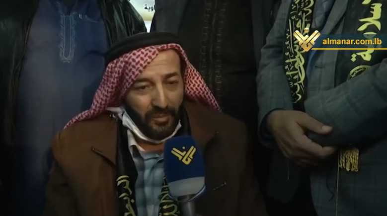 Freed Prisoner Al-Akhras Hails Al-Manar TV for Supporting Palestinian Cause: Hezbollah Taught US to Not Negotiate Rights with Zionist Enemy