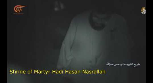 Sayyed Nasrallah Relates Experience with Martyrdom of His Son, Hadi: I Understand Feelings of Martyrs' Parents