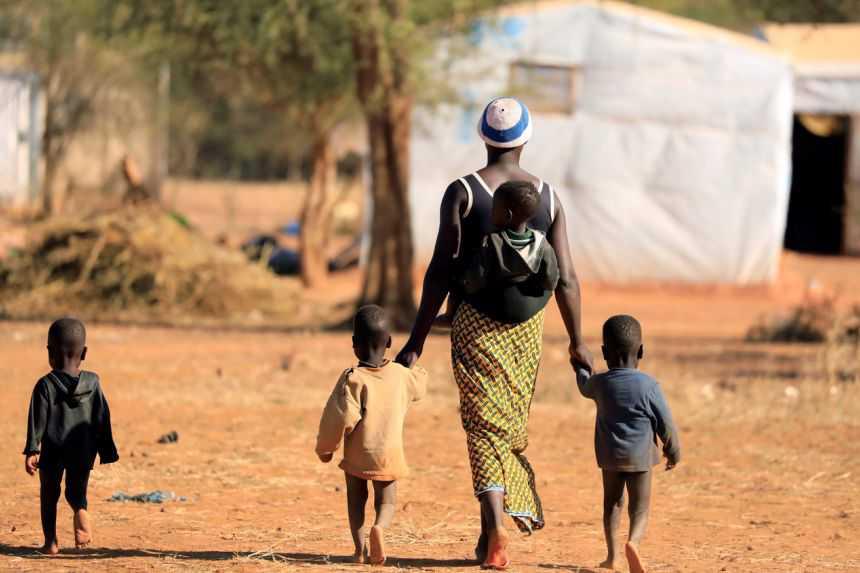 UN Warns: Over 80 Million People Displaced Worldwide