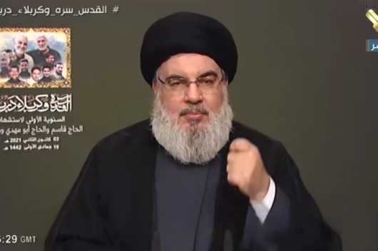 Sayyed Nasrallah: Lebanon Exists on the Map Thanks to Iranian-Backed Resistance