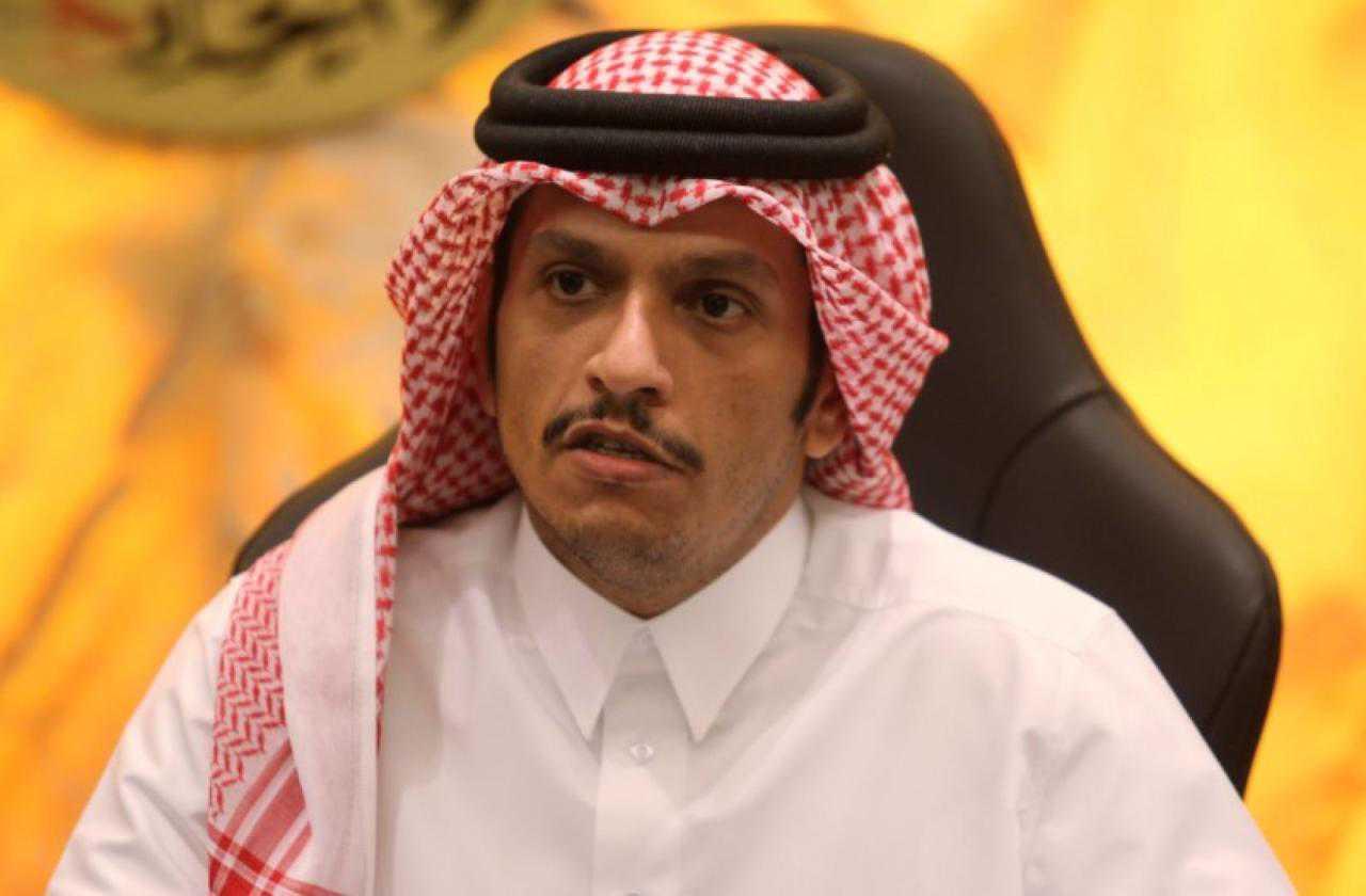 Qatar FM Calls on Gulf States to Hold Talks with Iran