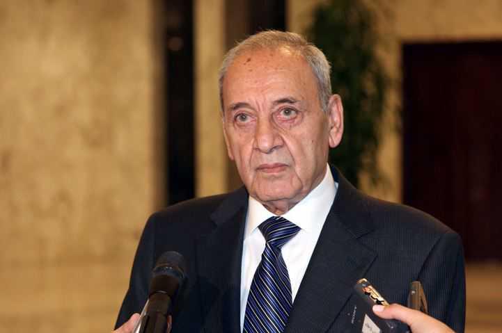 Speaker Berri Contacts Iraqi PM, Condemns Baghdad Twin Terrorist Blasts