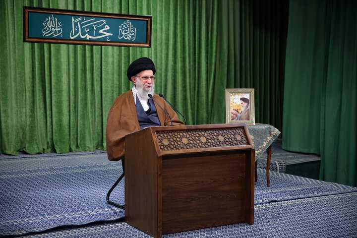 Imam Khamenei: Enemies Can't Do Damn Thing against Iran