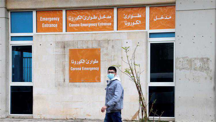 Lebanon Records 3469 Coronavirus Cases with 52 Related Deaths during Past 24 Hours